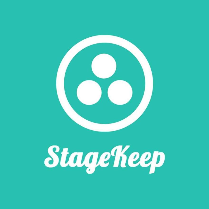 StageKeep logo