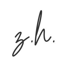 Ziyaad Haniff Signature Logo